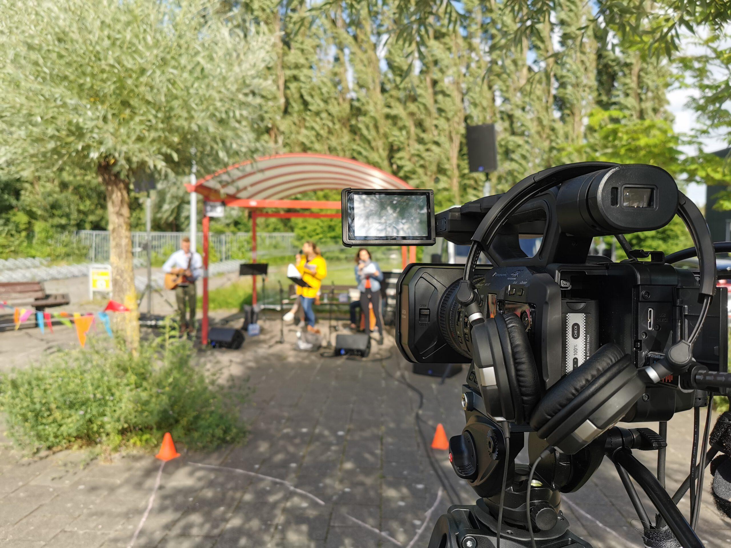 Livestream Buitendienst De Rank